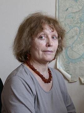 Skvortsova Elena Sergeevna