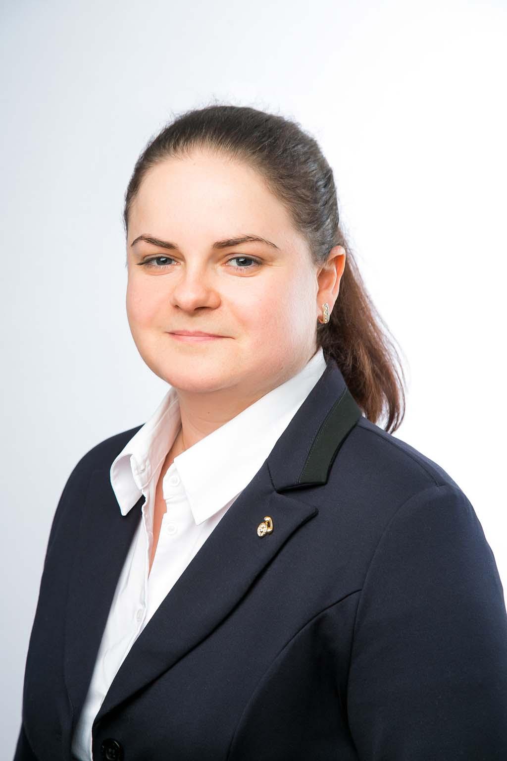 Gazheva Anastasia Viktorovna