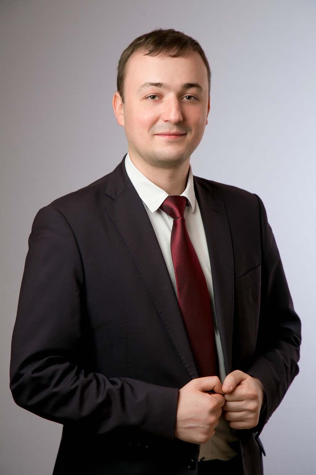 Kucheryavyy Arseny Alekseevich