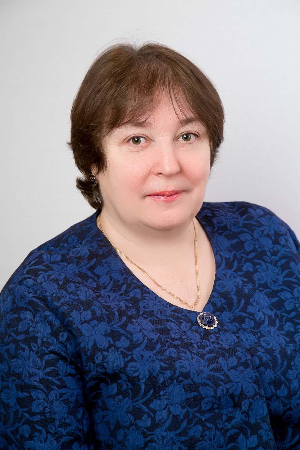 Son Irina Mikhailovna